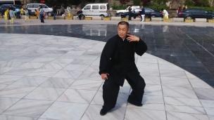 传统王茂斋老架83式太极拳欣赏