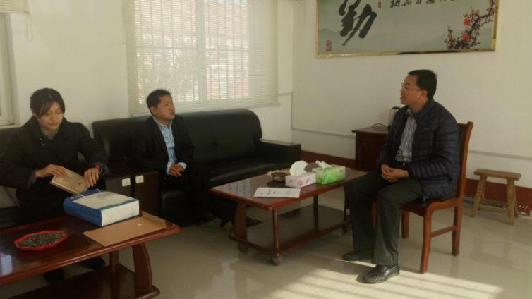 丈岭小学:沧海师泽实现学校优质资源共享,共同促进学校信息化建设