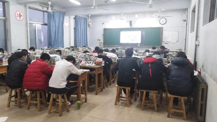 无棣一中:沧海师泽构建智慧课堂,促进学校信息化建设